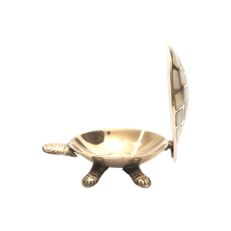 Turtle pearl bowl