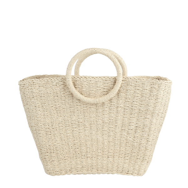 Beach bag cream