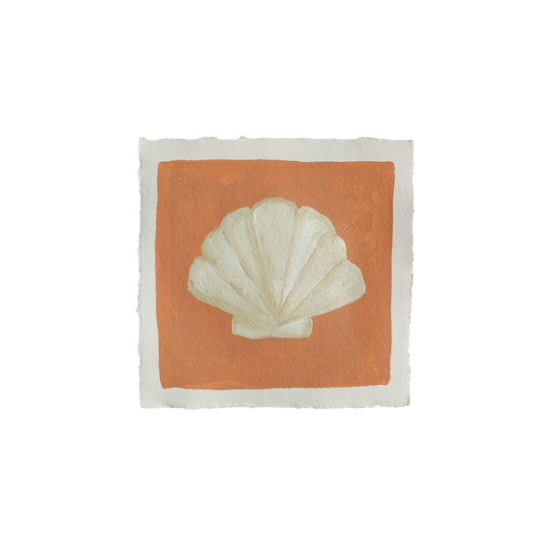 À la art - Shell II 20x20