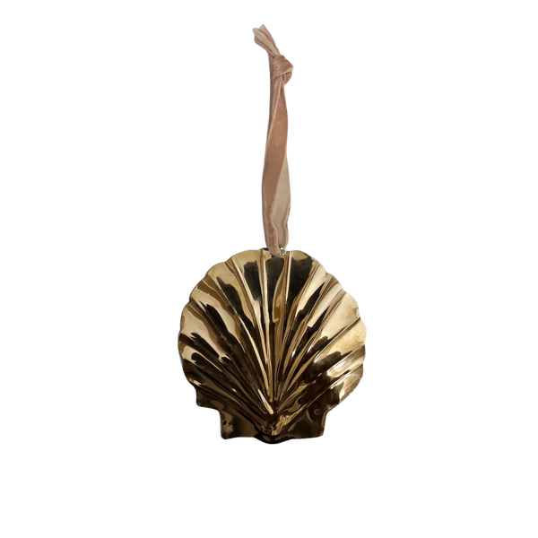 Decorative hanger brass shell