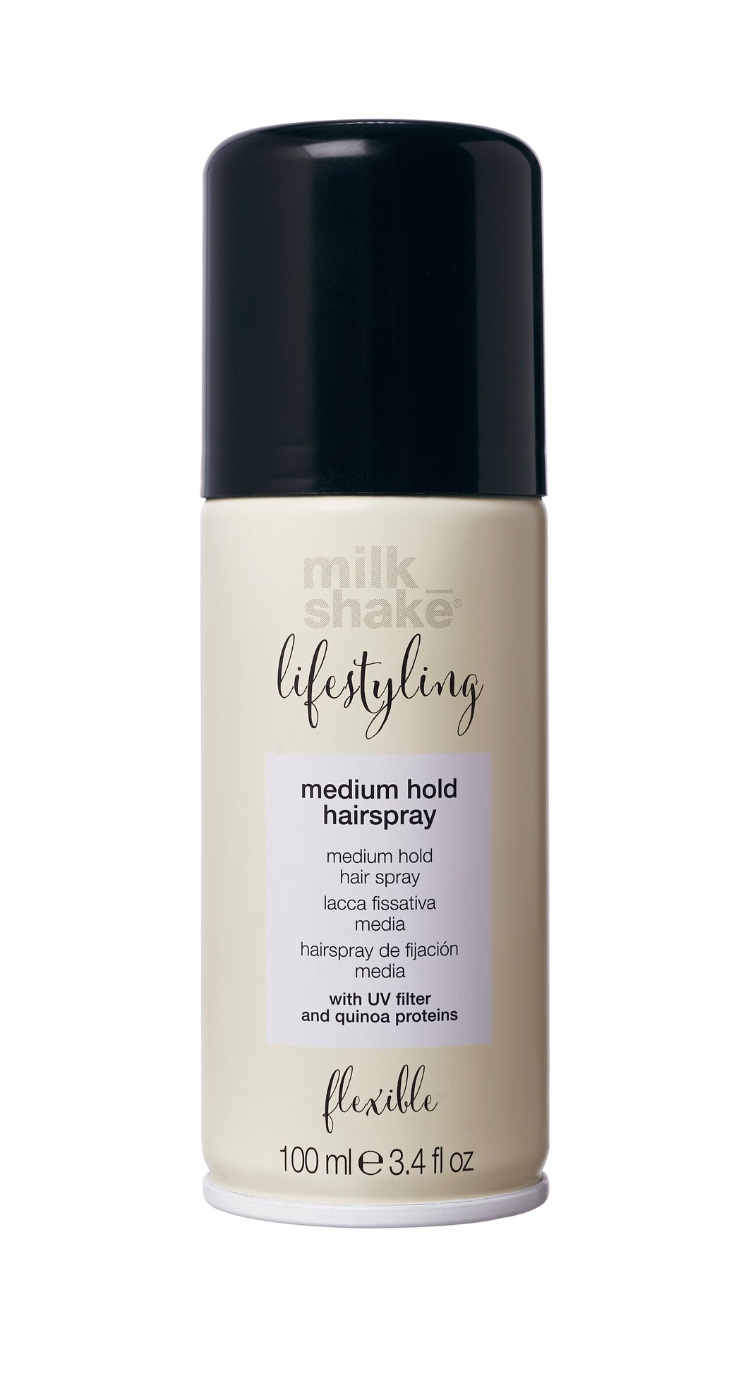 MILK_SHAKE LIFESTYLING MEDIUM HOLD HAIRSPRAY Ferðasprey 100 ML
