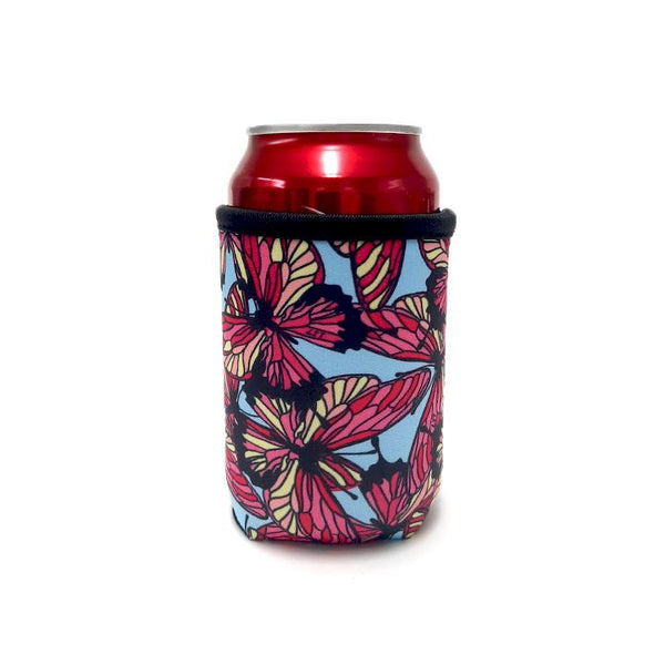 Butterfly 12oz Stubby Can Cooler - Limited Edition*