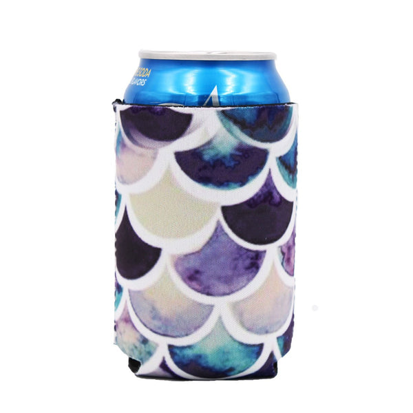Mermaid 12oz Stubby Can Cooler - Limited Edition*