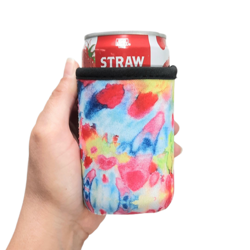 Tie Dye 8oz Mini Can Pocket Handler™