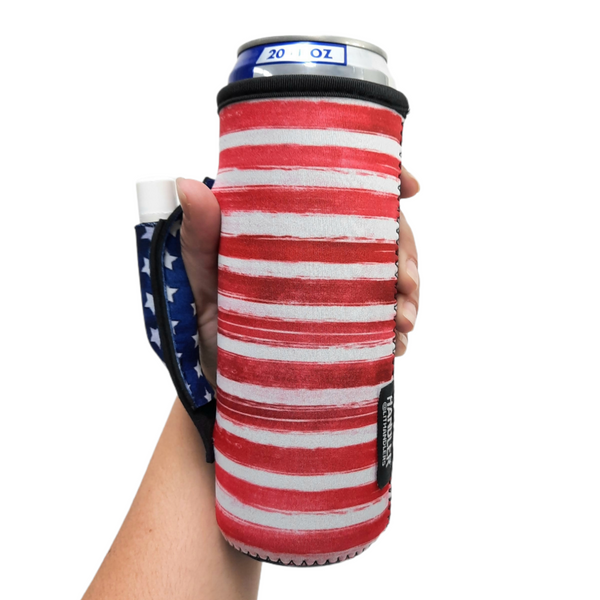 Merica 16oz Water & Soda Bottle Handler™