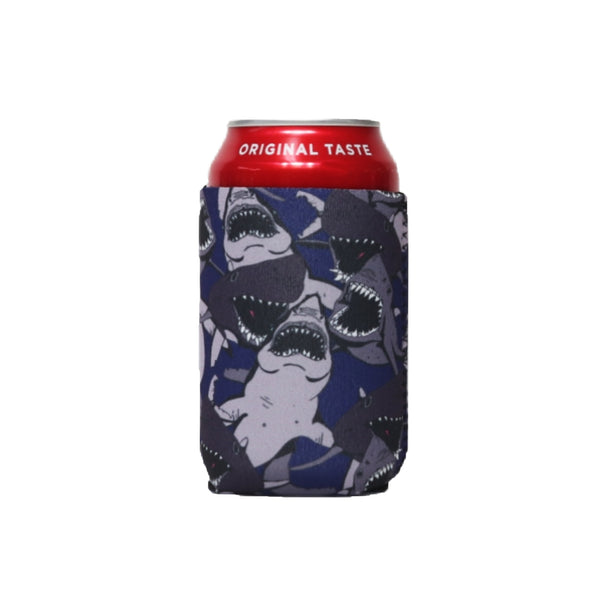 Daddy Shark 12oz Stubby Can Cooler - Limited Edition*