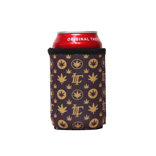 Lit Louieed 12oz Stubby Can Cooler