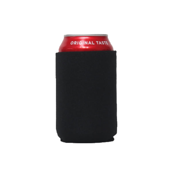 Solid Color 12oz Stubby Can Cooler