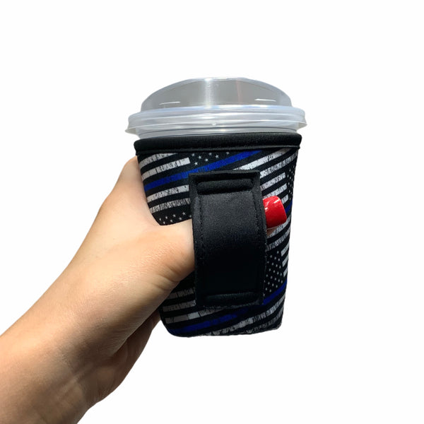 Back The Blue 12oz Small/Tall Coffee Handler™