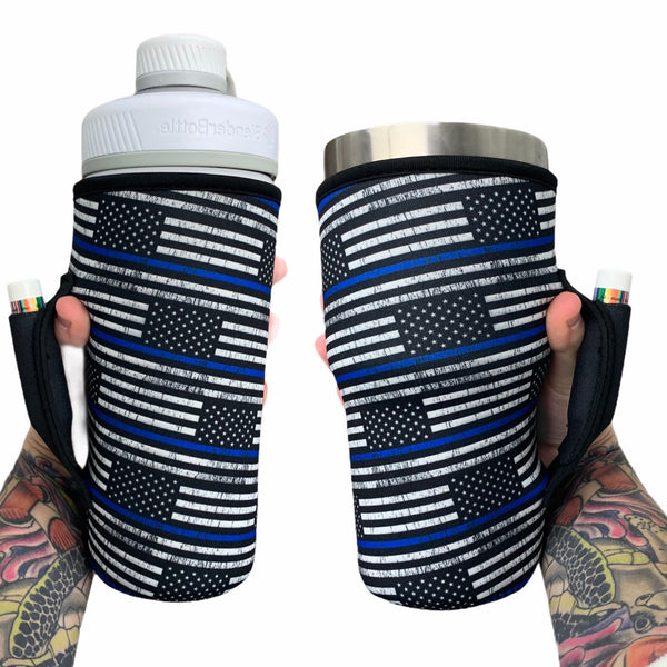 Back The Blue 30oz Tumbler Handler™