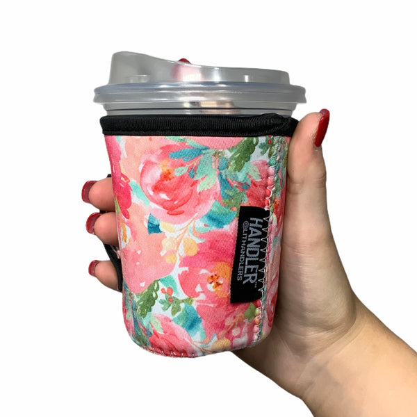 Summer Blooms 12oz Small/Tall Coffee Handler™