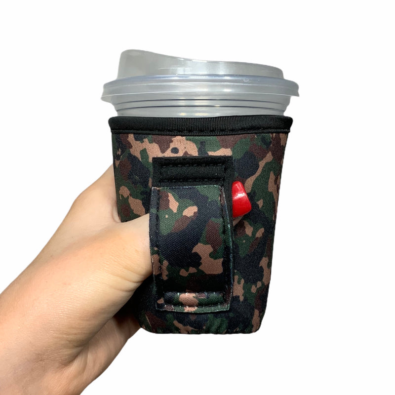 Camo 12oz Small/Tall Coffee Handler™