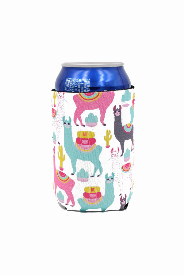 Llama Drama 12oz Stubby Can Cooler - Limited Edition*