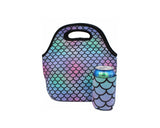 Sirens Tail Lunch Bag Tote