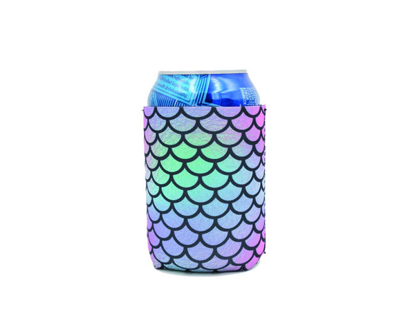 Sirens Tail 12oz Stubby Can Cooler