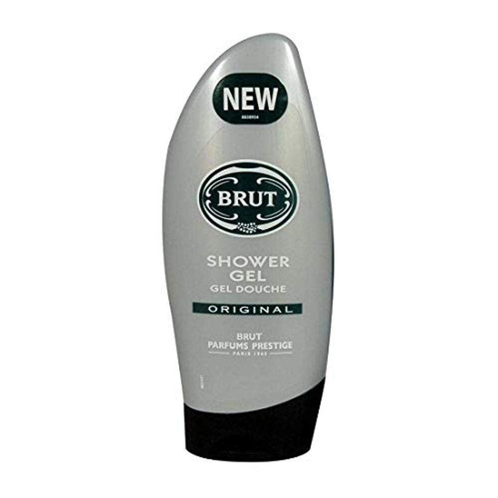 BRUT SHOWER GEL ORIGINAL 250 ml Lot of 600