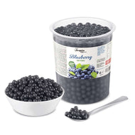 1kg jar Fruit pearls Blueberry -