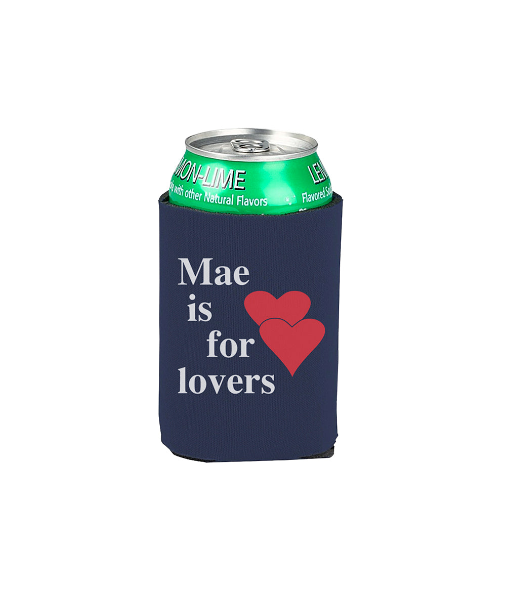 Mae Is For Lovers Koozie