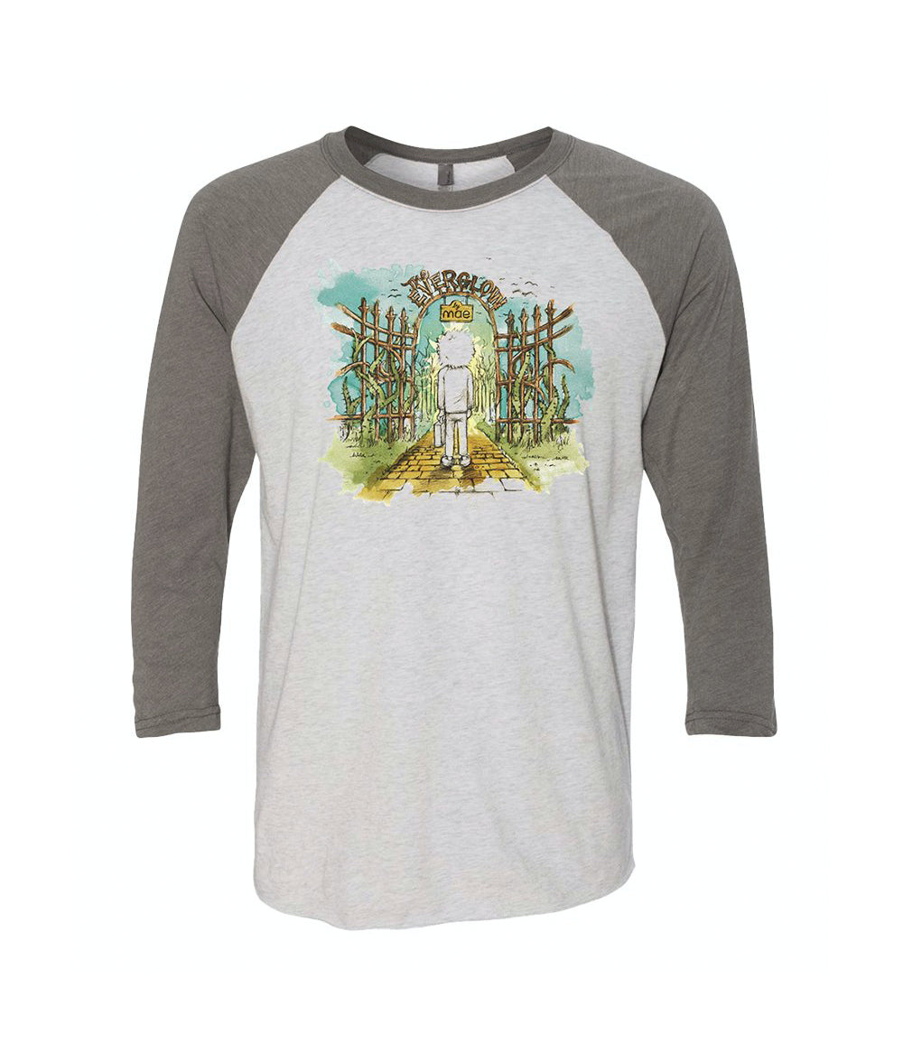 Mae The Everglow 3/4 Sleeve Raglan