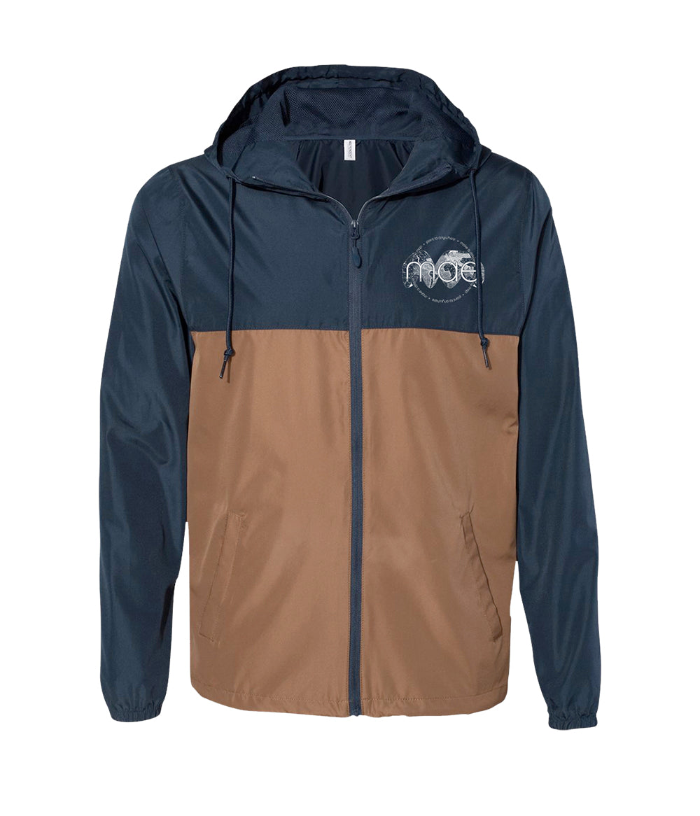 Mae New Global Windbreaker