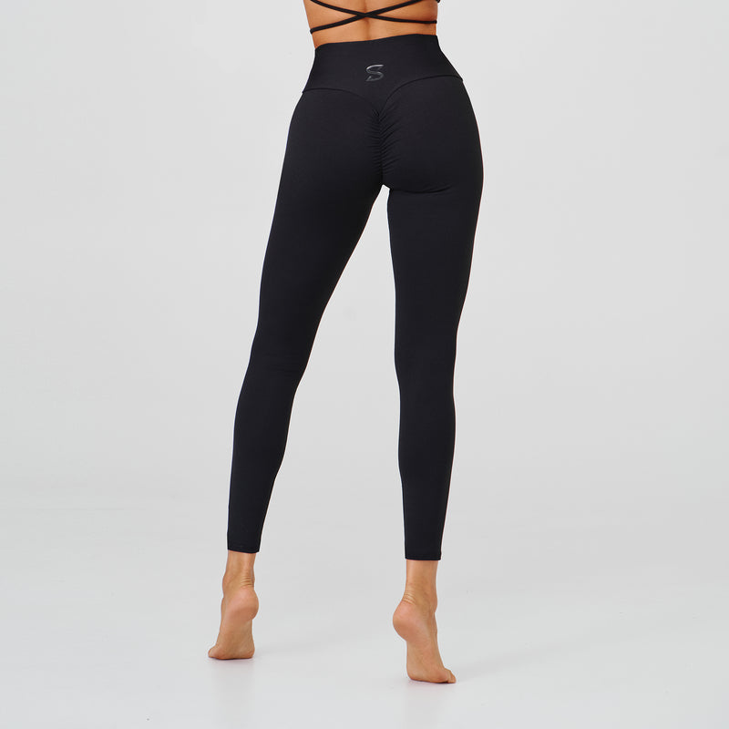 100% squat proof Leggings Sara Basic