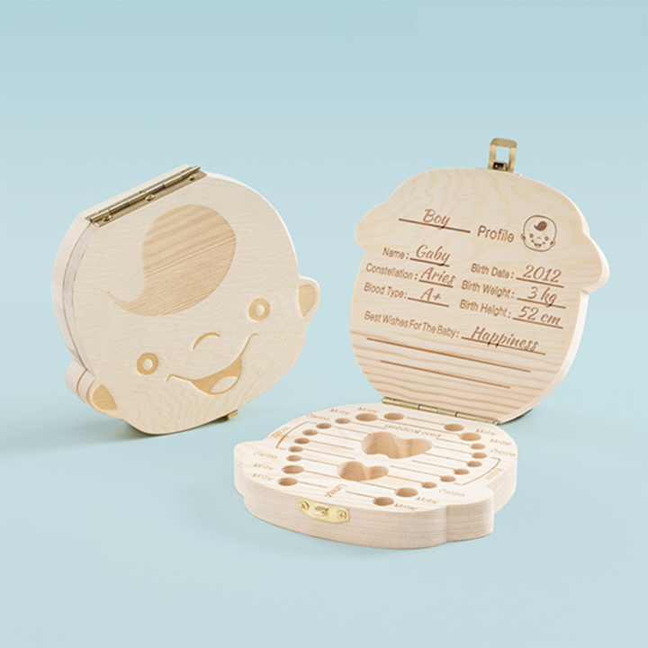 Tooth Keeper® Baby Tooth Box