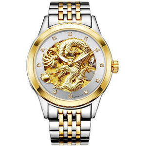 Luxe Draco Watch® Fashionable Automatic Watch!