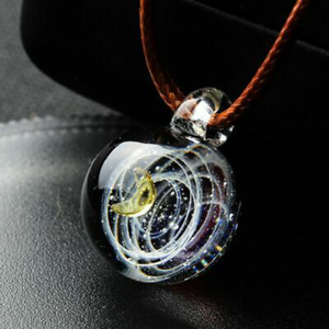 Galileo Cosmos® Milkyway Galaxy Pendant!