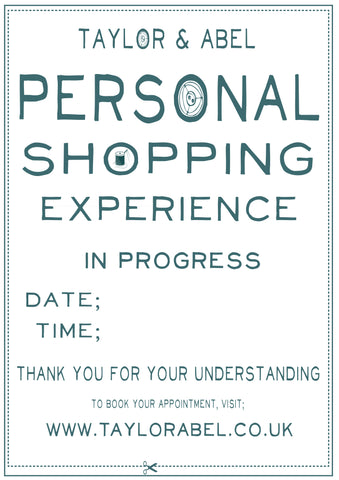 Personal Shopping Experience