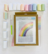 Load image into Gallery viewer, Latch Hook Kit: Rainbow