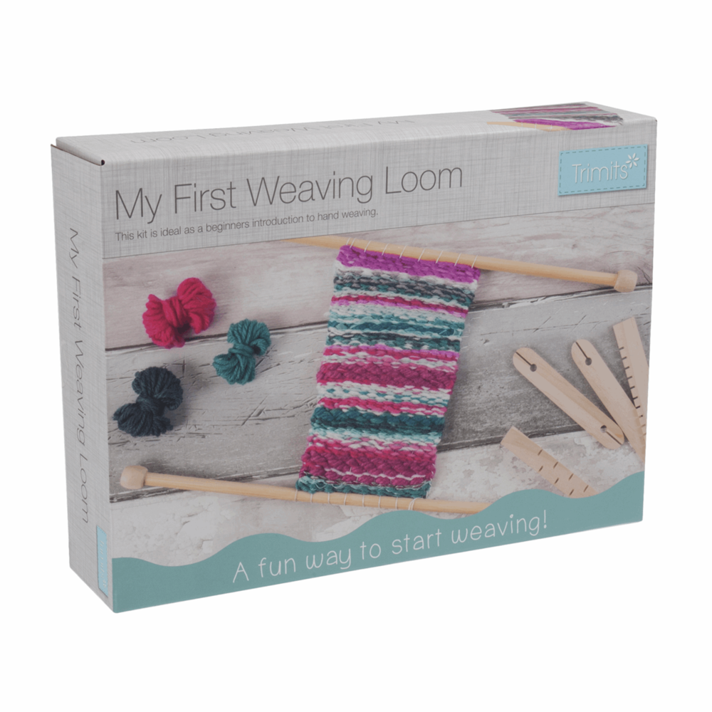 My First Weaving Loom