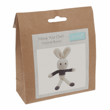 Load image into Gallery viewer, Crochet Kit: Bunny: Grey