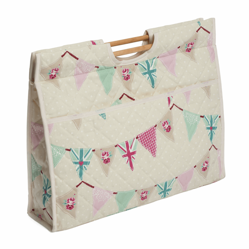 Bunting Design Craft Bag