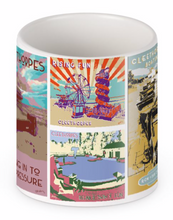 Load image into Gallery viewer, Original BYGO Art Collage Mugs