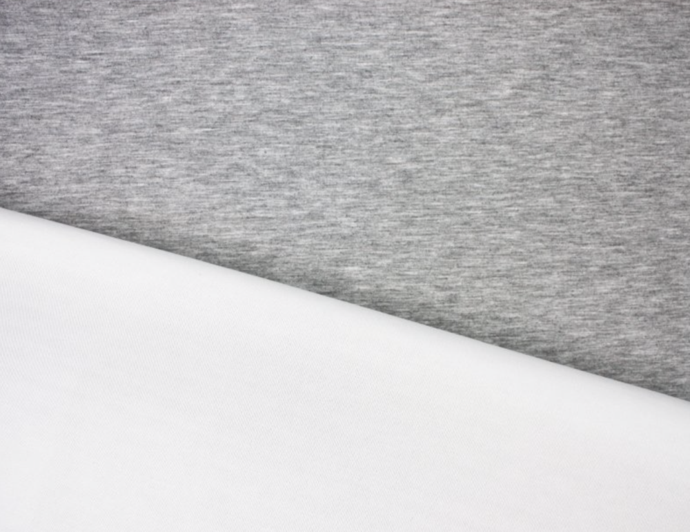 Reversible Grey Neoprene