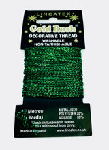 Load image into Gallery viewer, Gold Rush - 10 metre card