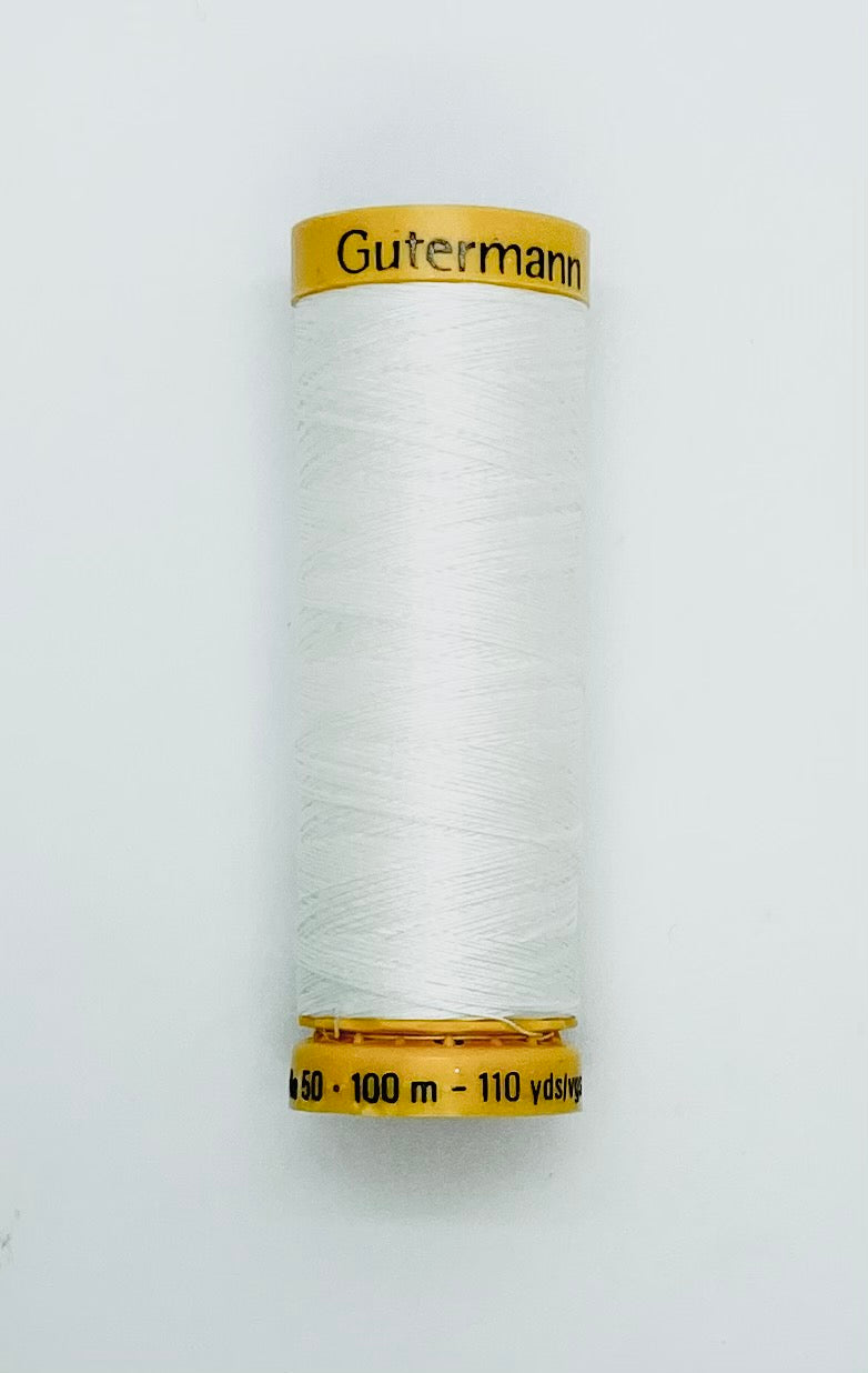 Gutterman 100% Cotton 100 mtrs