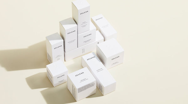 Zelens Skincare Packaging