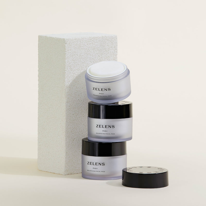 PHA+ - Resurfacing Facial Pads