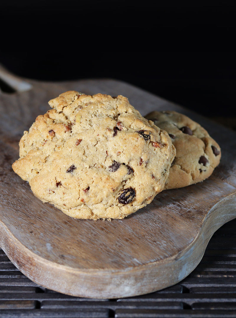 Giant Gourmet Cookies