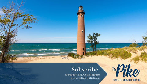 Subscribe to The Pike magazine