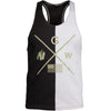 Sterling Stringer Tank Top - Schwarz/Grau