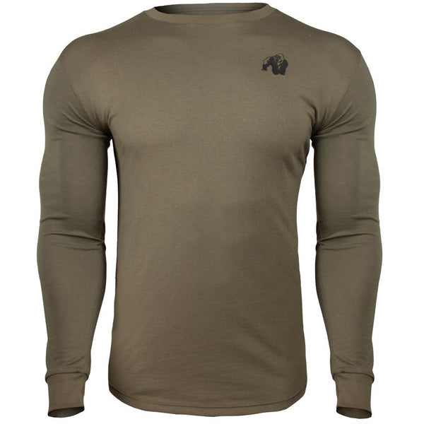 Williams Long Sleeve - Armee Grün