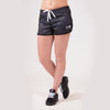Madison Reversible Shorts - Schwarz/Weiss