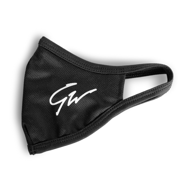 Gorilla Wear Face Mask - Schwarz