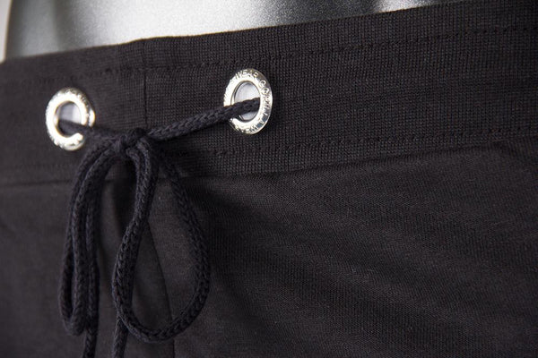 Alabama Drop Crotch Joggers - Schwarz