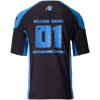 Athlete Shirt 2.0 William Bonac - Schwarz / Navy Blau