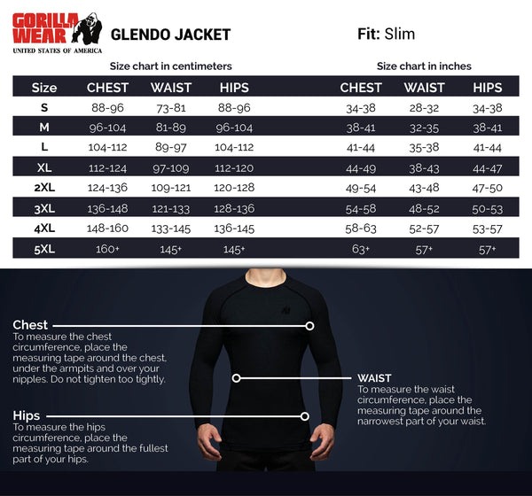 Glendo Jacket - Anthrazit