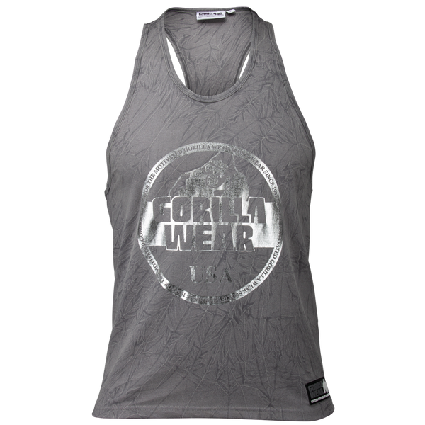 Mill Valley Tank Top - Grau