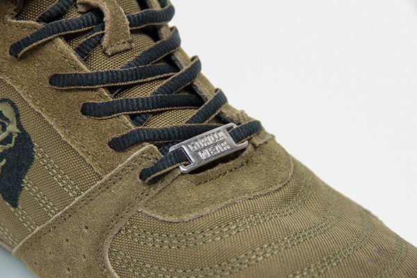 Perry High Tops Pro - Armee Grün
